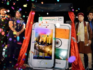 After Freedom 251 Now Ringing Bells Will Launch Freedom Tv