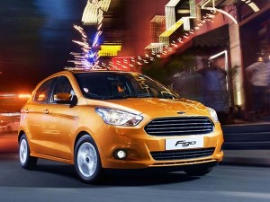Ford Cuts Aspire Figo Prices Up Rs 91