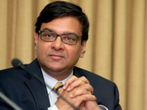 Urjit Patel Appointed Rbi Governor