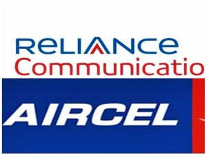 Reliance Communications Aircel Merge