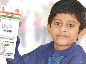 Aadhar Card For Childrens How To Update Biometrics And Onl