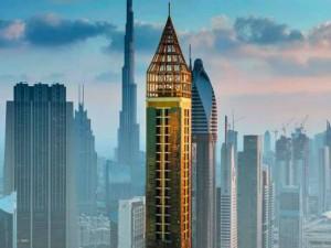 Dubai Opens World S Tallest Hotel Again