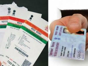 How Find If Your Pan Has Been Linked With Aadhaar