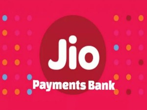 Jio Payments Bank Begins Operations