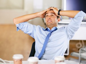 Senior Executives Grapple With Stress