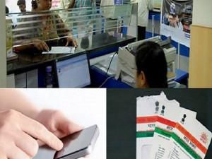 Aadhaar Card Address Change Not Needed To Open Bank Account