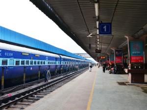 Indian Railways Start Unreserved Train Ticket Booking Via Ap