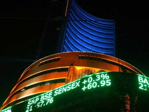 Sensex Nifty Trade Higher