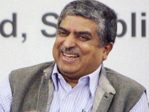 Nandan Nilekani As Head Panel On Digital Payments