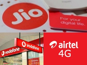 Airtel Jio Vodafone Come Up With Best Data Offers