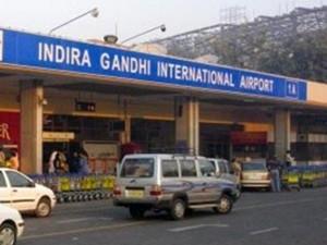 E Cop Kiosks At Delhi Igi Airport