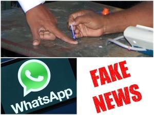 Whatsapp Service To Check Fake News