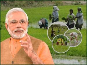 Modi S Rs 17 000 Crore In A Single Click Directly Into Farmers Bank Accounts