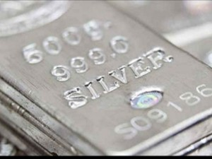 Silver Futures Fall On Weak Trend Overseas