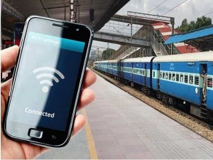 Railway Drops Project To Provide Wifi On Running Trains