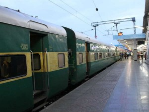 Railway To Shut Down Garib Rath Express Train