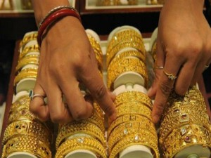 In The All Time Record Of Gold Prices