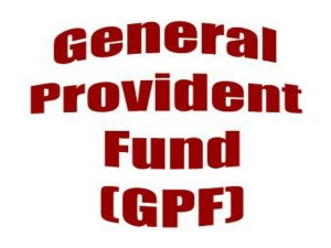Latest Interest Rate Offered By General Provident Fund Other Details