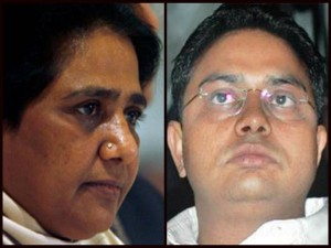 Mayawati Brother Benami Property Income Tax Department Attached
