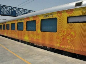 Tejas Express Set To Be India S First Private Train