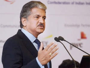 Gst Cut Road Tax Revision To Have Positive Impact On Auto Industry Anand Mahindra