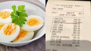 Boiled Eggs Price In Mumbai Hotel