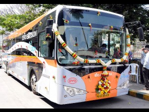 Electric Buses Will Start Running Soon In The State