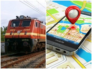 Gps In Trains Real Time Monitoring Of Over 700 Trains Begins