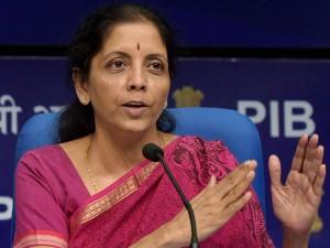 Corporate Tax To Be Cut Gradually Says Nirmala Sitharaman