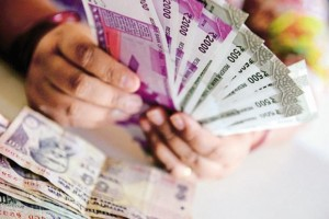 Big Fall In Dollar Rupee Exchange Rate