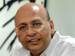 Trillion Economy Abhishek Manu Singhvi Mocks Centre