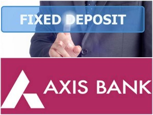 Axis Bank Cuts Fd Rates Second Time This Month