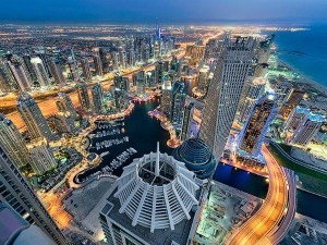 Dubai House Price Falls Sharply