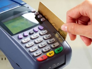What Is Sbi Card Pay No Need To Swipe The Card Just Touch The Machine