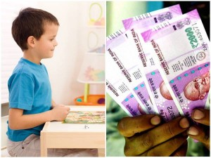Studies Show That Children Need To Be Aware Of Financial Problems