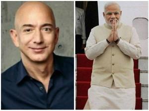 Jeff Besos Visit India And Meet Modi In January