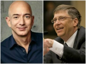 Global Billionaires List First 11 Relates To Technology