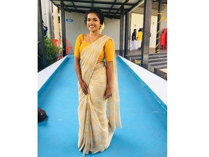 Part Time Saree Draping Job Karthika Raghunath Success Story