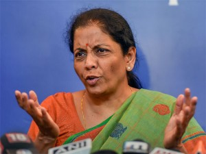 Nirmala Sitharaman Seeks Parliament Nod For Additional Spend Of Rs 21246 16cr