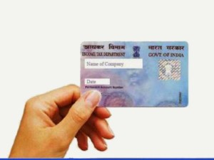 Why The Tax Department Is Issuing Pan Card