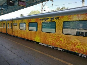 Second Private Train In The Country Will Soon Be Running