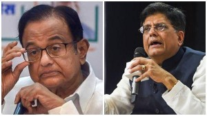 Amazon S Investment Not Doing Favour To The Country Piyush Goyal Chidambaram Takes Dig