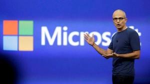 Microsoft Ceo Satya Nadella Visit India