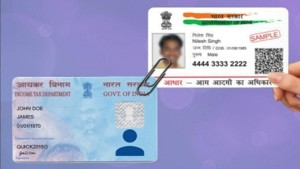 New Alert From Income Tax Department About Pan And Aadhar Card Linking