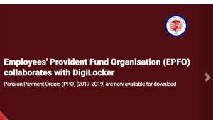 Epfo Subscribers Can Now Download The Uan And Ppo Via Digilocker