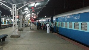 Railways Announces No Trains Till May