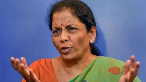 Nirmala Sitharaman Says Investor Money Is Safe