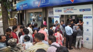 Yes Bank Crisis Depositors Are Running Into Atms And Banks