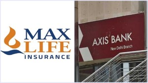 Axis Bank To Acquire 29 Stake In Insurer Max Life