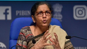 Fm Nirmala Sitharaman Inaugurated The Doorstep Service Of Public Sector Banks